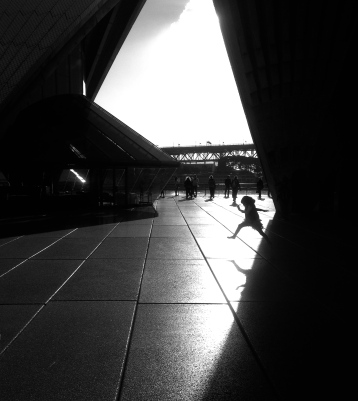 Happy, Sydney Opera House. Photo © Verity Chambers
