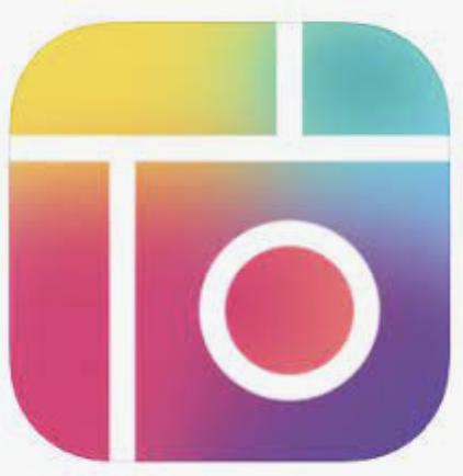 pic collage app logo